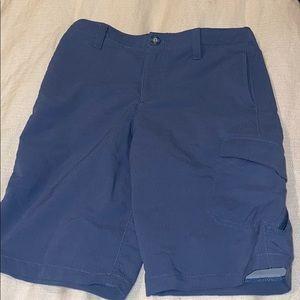 Boys under armour shorts